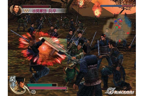 Dynasty Warriors 5 PPSSPP Game ISO Download