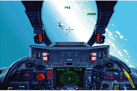 Turn and Burn: No-Fly-Zone - im Klassik-Test (SNES ...