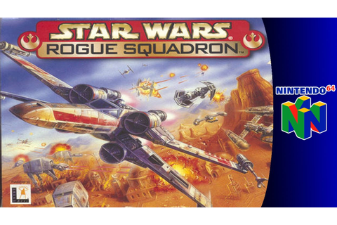 Nintendo 64 Longplay: Star Wars Rogue Squadron - YouTube