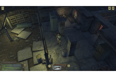 ATOM RPG Post-apocalyptic indie game torrent download v0.8 ...