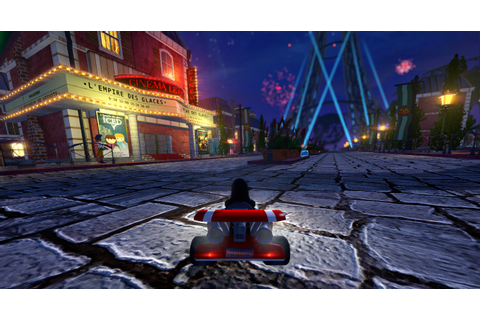 Install Supertuxkart 0.9.3 Kart Racing Game For Ubuntu Linux