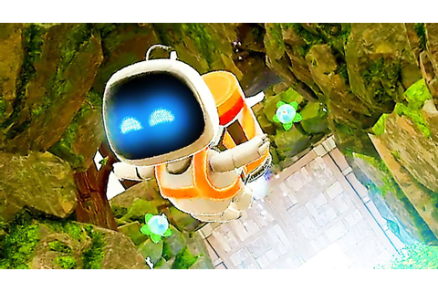 ASTRO BOT Rescue Mission, Gameplay Trailer (2018) PS4 VR ...