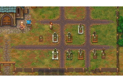 Graveyard Keeper Feels Like A Job