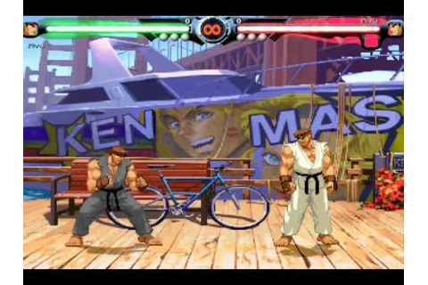 [HD] Street Fighter vs King of Fighters 2012 - UPDATED PC ...