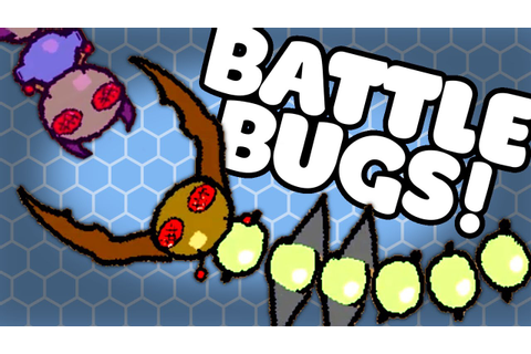 GROW YOUR BUG - Battle Bugs Gameplay - YouTube