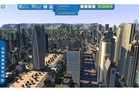Cities XL 2012 Download Free Full Game | Speed-New