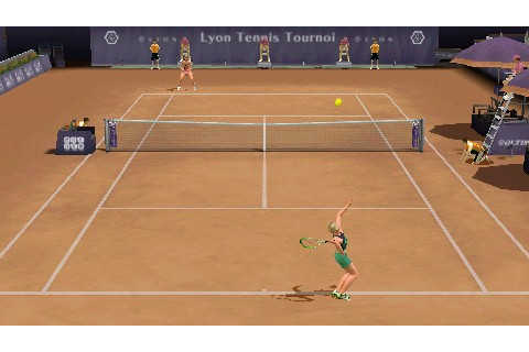 Smash Court Tennis 3 (Europe) ISO