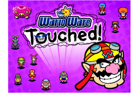 Wario Ware: Touched! - Walkthrough, Tips, Review