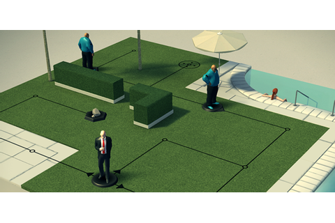 Hitman Go arrives in the App Store