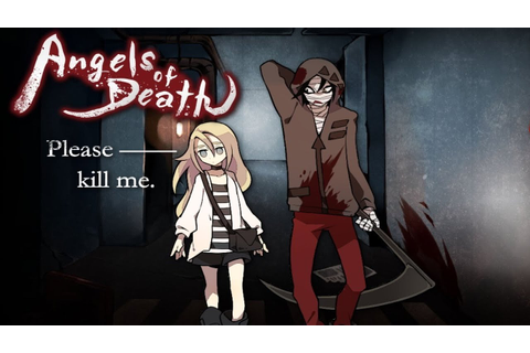 """Satsuriku no Tenshi"" (Angels of Death - Windows) - Game ..."