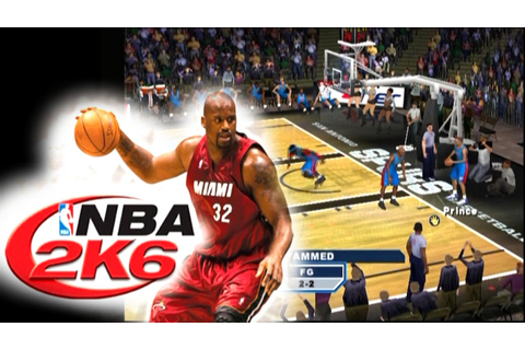 NBA 2K6 ... (PS2) - YouTube