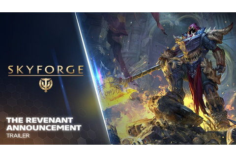 SKYFORGE: THE REVENANT IS OP !!! - YouTube