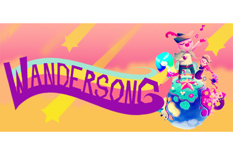 Wandersong on Steam