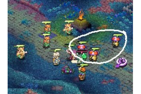 Heroes of Mana - NDS - Review