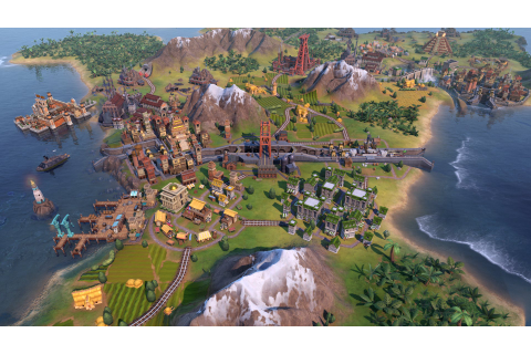 Sid Meier's Civilization VI - Gathering Storm DLC EU Steam ...