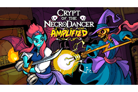 Crypt of the NecroDancer: AMPLIFIED DLC trailer - YouTube