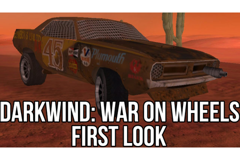 Darkwind: War on Wheels (Free Online Strategy Game ...