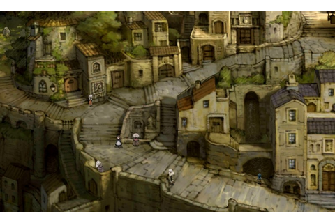 NEW LAUNCH TRAILER FOR BRAVELY DEFAULT HIGHLIGHTS ...