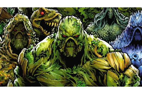 Swamp Thing #40 Review - IGN