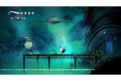 I enjoyed Hollow Knight more when I cheated | PCGamesN