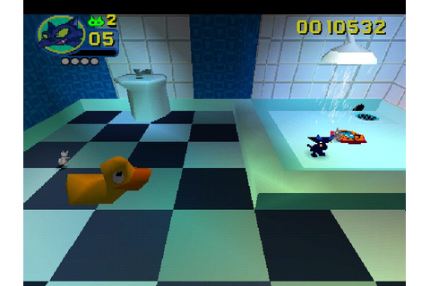 Rat Attack (1999) by Pure Entertainment PS game