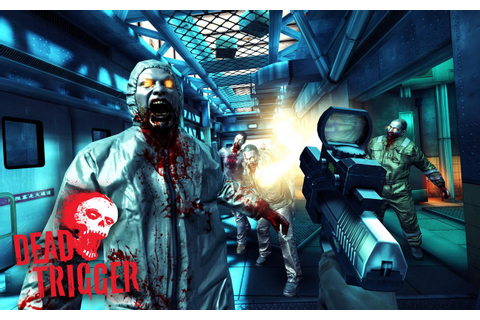 Dead Trigger - Offline FPS Zombies Shooting Game - Android ...