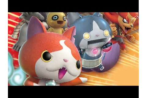 8 Minutes of Yo-kai Watch Blasters Gameplay - YouTube
