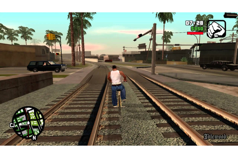 "Grand Theft Auto San Andreas ""HD remake"" for Xbox 360 ..."