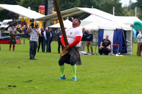 World's best get ready for Inveraray Games - Argyllshire ...