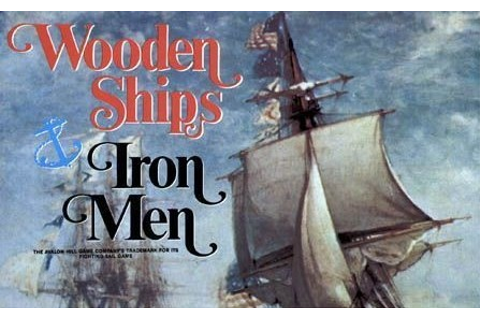 The Boardgaming Way Video Review: Wooden Ships & Iron Men