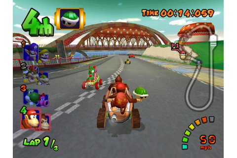 What Do You Drift For?: Meeting the Fastest Mario Kart ...