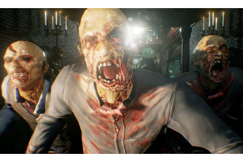 House of the Dead: Scarlet Dawn Announced for Arcades ...