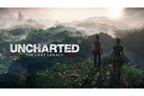 Uncharted: The Lost Legacy (The Movie) [4K] - YouTube