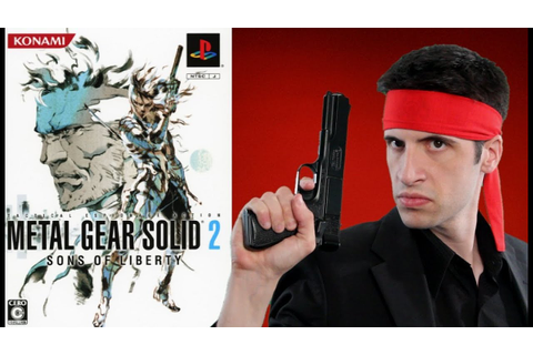 Metal Gear Solid 2: Sons Of Liberty game review - YouTube