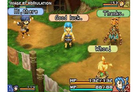 Final Fantasy Crystal Chronicles - Echoes of Time (USA ...