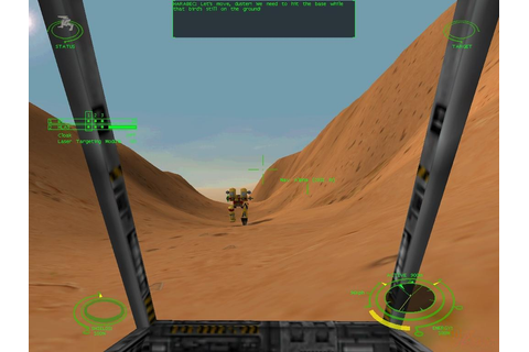 Starsiege Download (1999 Simulation Game)