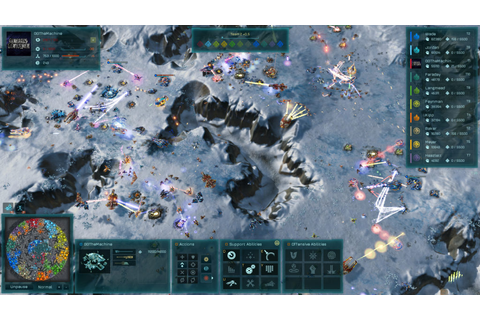 Ashes of the Singularity Escalation Inception Free Download - Download ...