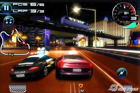 Asphalt 5 Review - IGN