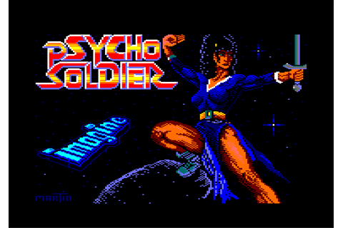Download Psycho Soldier - My Abandonware