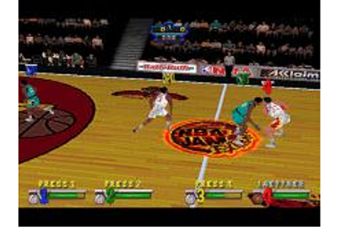 NBA Jam Extreme Download (1997 Sports Game)