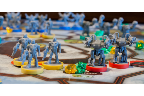 Cry Havoc Review | Board Game Quest
