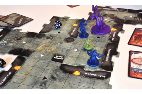 Legend of Drizzt Board Game Review | Polyhedron Collider