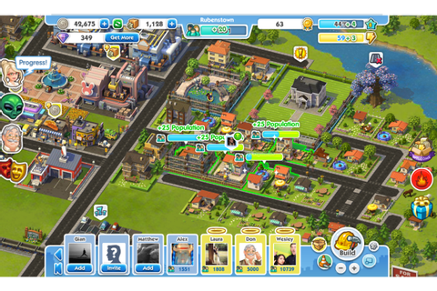 Simcity social game guidelines