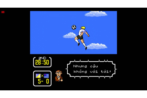 Captain Tsubasa 3 long play (part 2) - YouTube