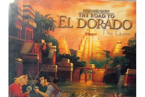 Gold and Glory-The Road to El Dorado Game - selling, buy now.