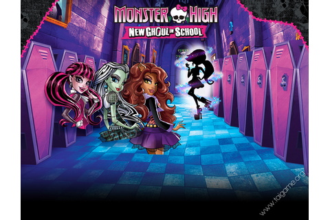Monster High: New Ghoul in School - Download Free Full ...