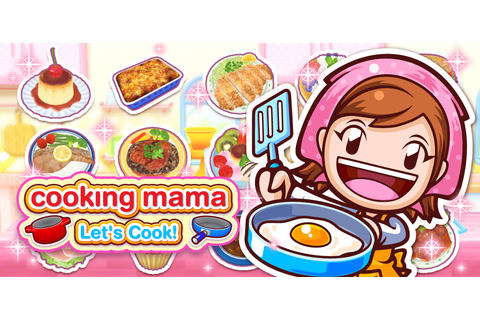 Amazon.com: COOKING MAMA Let's Cook!: Appstore for Android