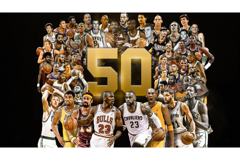 CBS Sports' 50 greatest NBA players of all time - RealGM