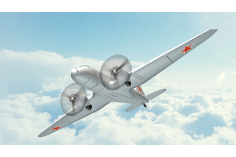 Pe-2: Dive Bomber - Li-2 | Steam Trading Cards Wiki ...