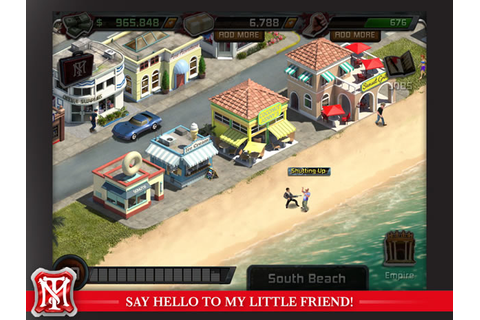 Review: Scarface iOS is not very Scarface at all